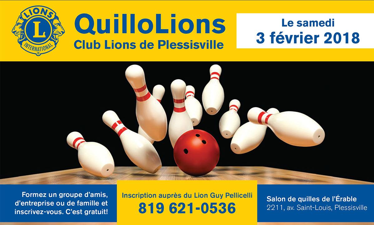 QuilloLions de Plessisville