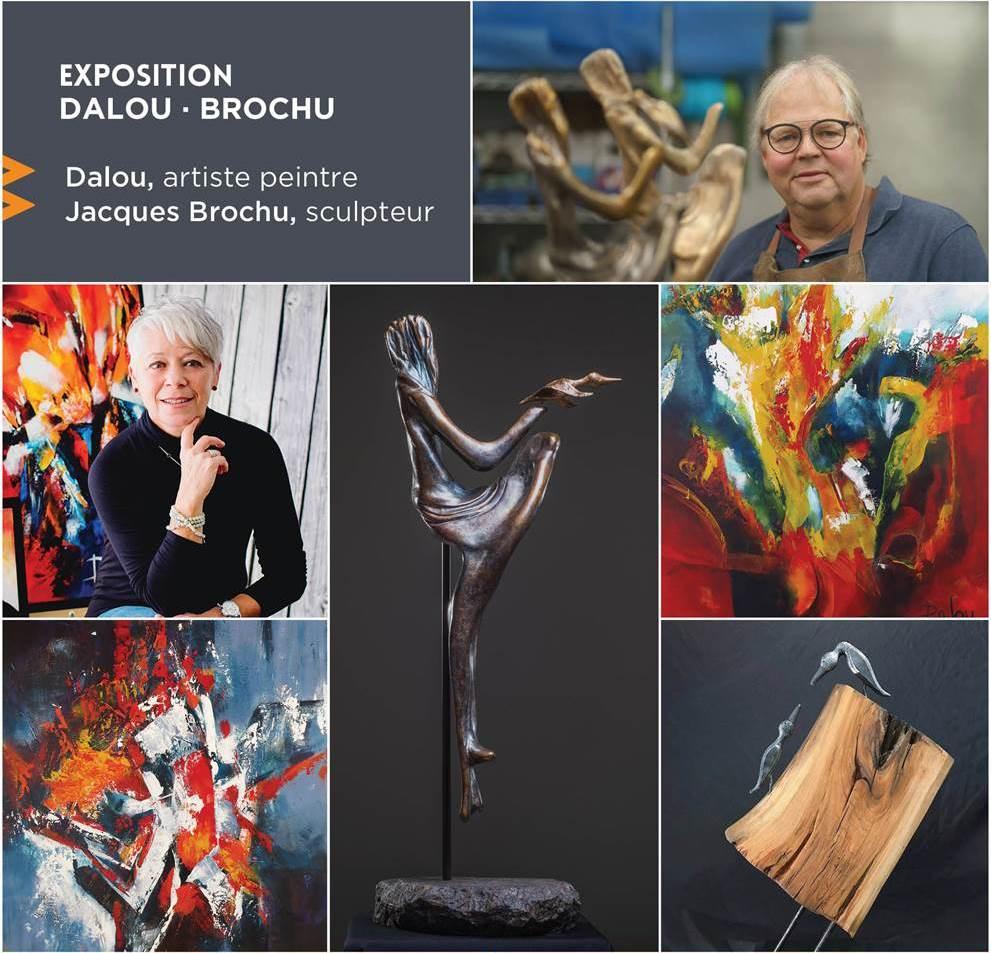 Exposition DaLou-Brochu