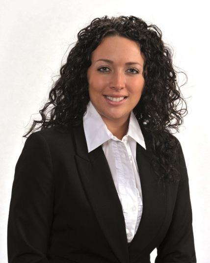 Anne-Marie Giguère, conseillère en entrepreneuriat, Développement économique de L'Érable
