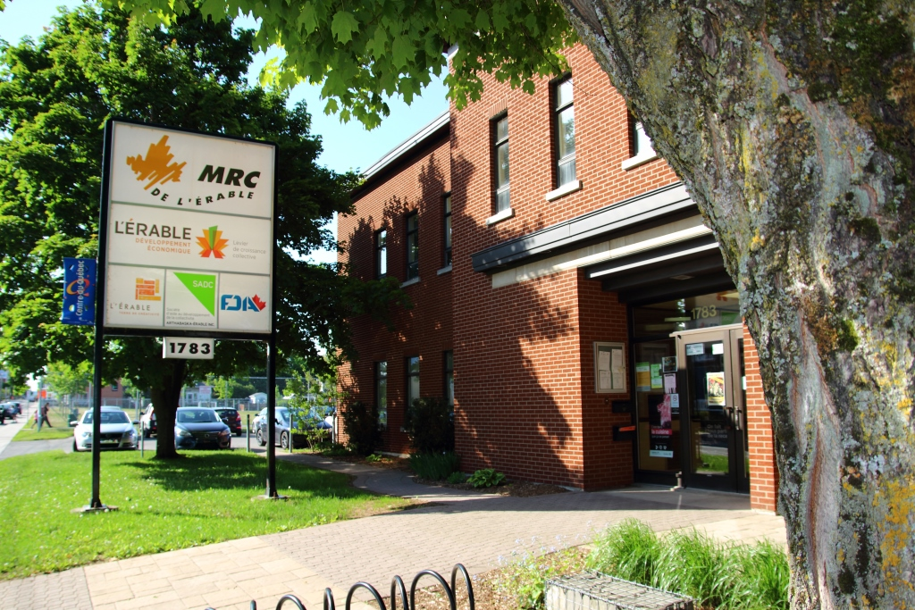 MRC de L'Érable, centre administratif
