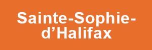 Sondage Sainte-Sophie-d'Halifax