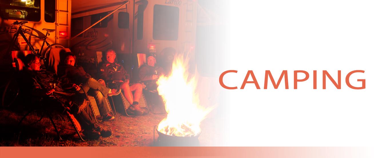 Camping dans la MRC de L'Érable