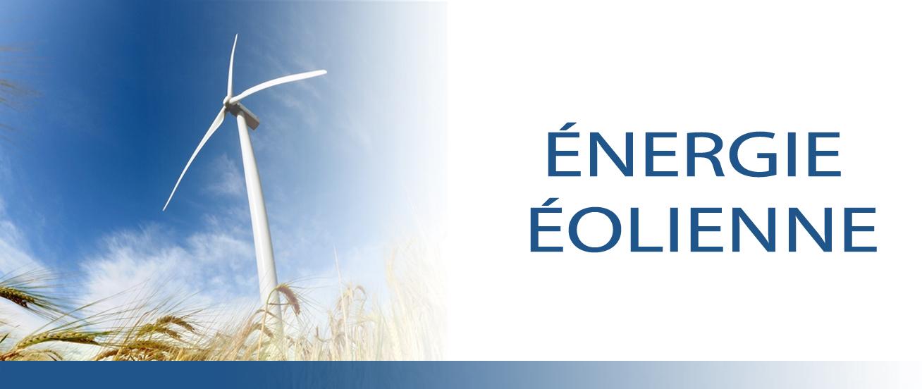 Énergie éolienne dans L'Érable
