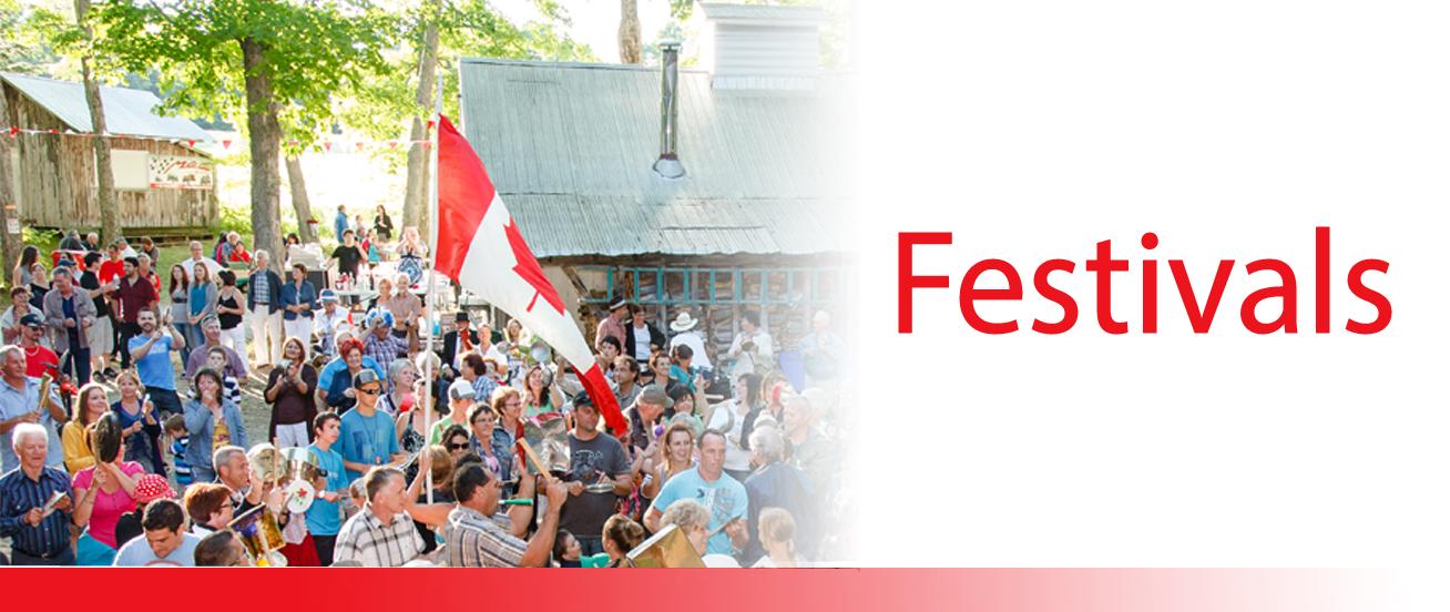 Bouton festivals