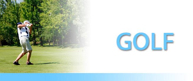 Golf dans L'Érable