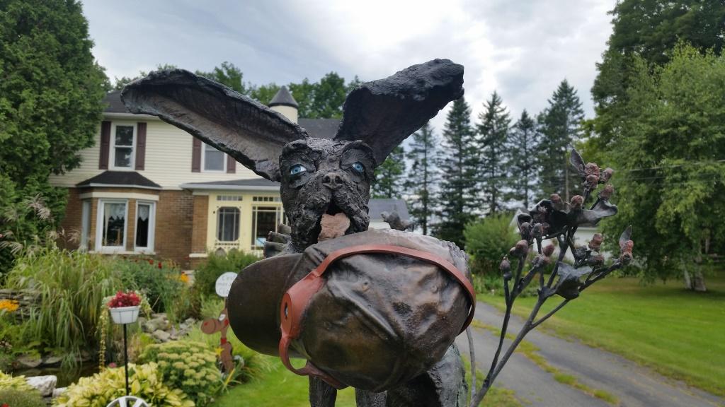 Galerie à ciel ouvert Inverness