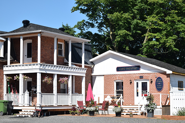 Café théâtre lLa Vie en rose