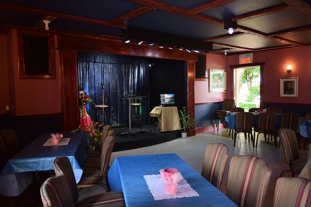 Café théâtre La Vie en rose