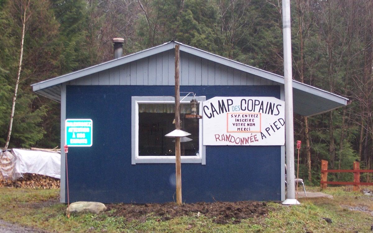 Camp des Copains, Laurierville, MRC de L'Érable