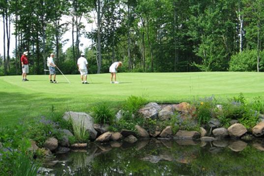 Club golf Laurier
