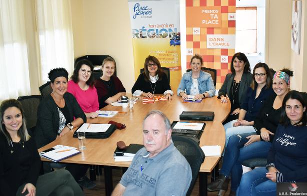 Comité des agents d'accueil MRC de L'Érable