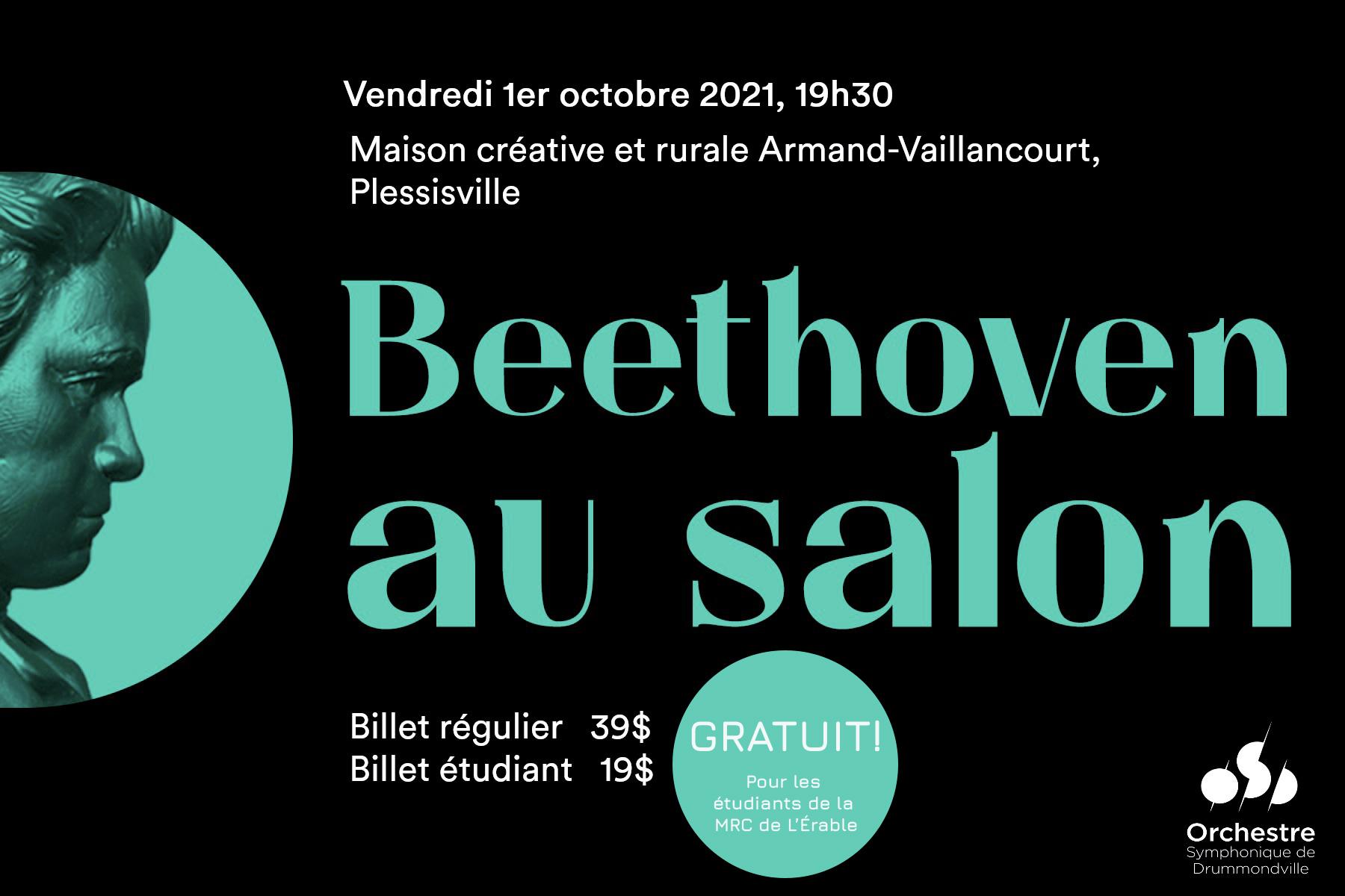 concert OSD - Beethoven