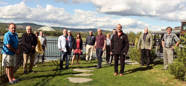 Conseil des maires de la MRC de L'Érable en lac-à-l'épaule 2020
