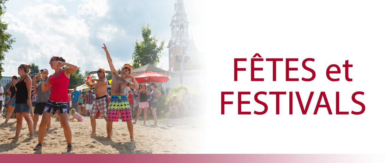 Fêtes et festivals MRC de L'Érable