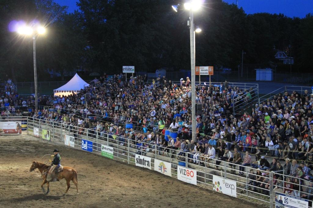 Festival du cheval de Princeville, manène permanent