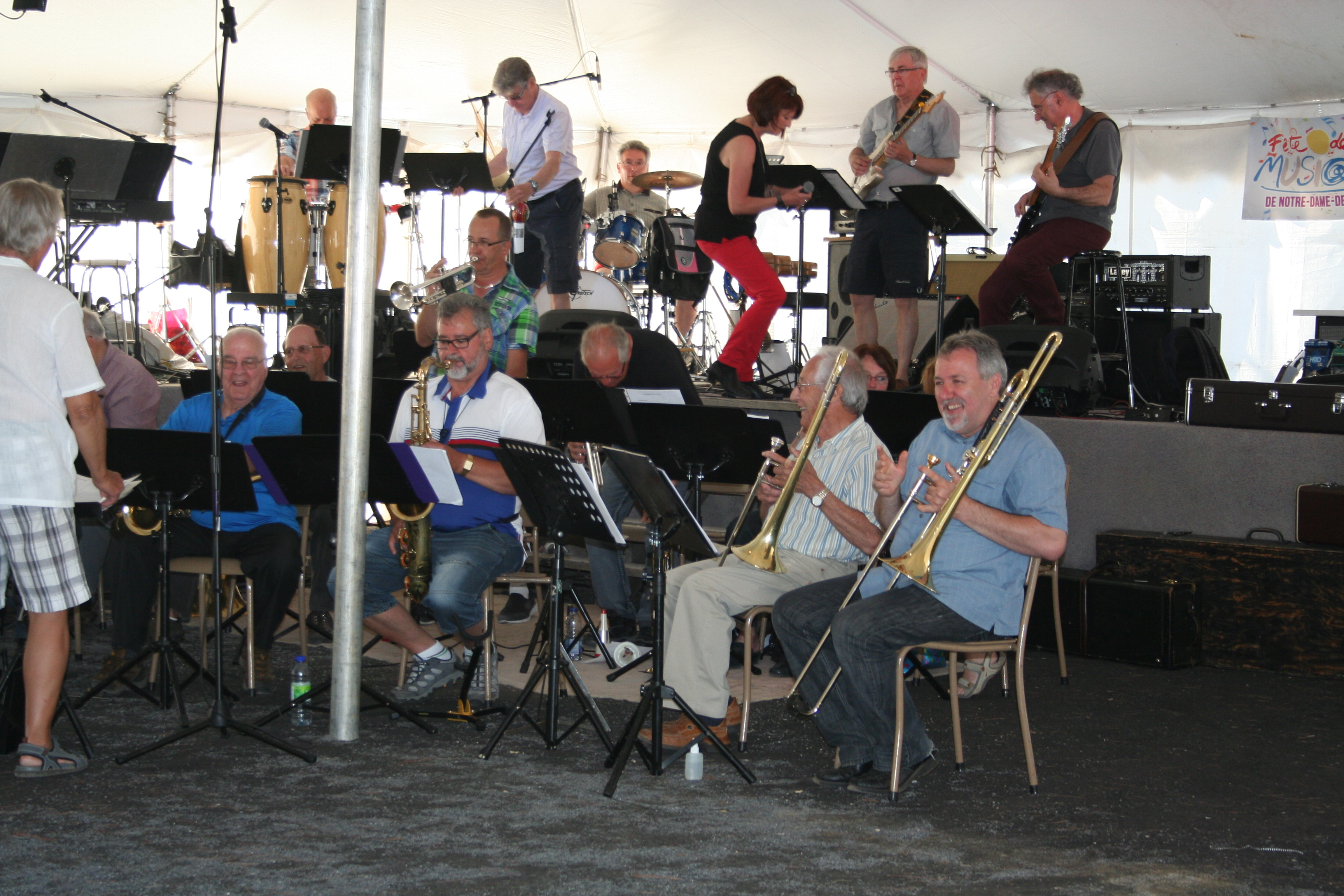 Fête de la musique Notre-Dame-de-Lourdes MRC de L'Érable