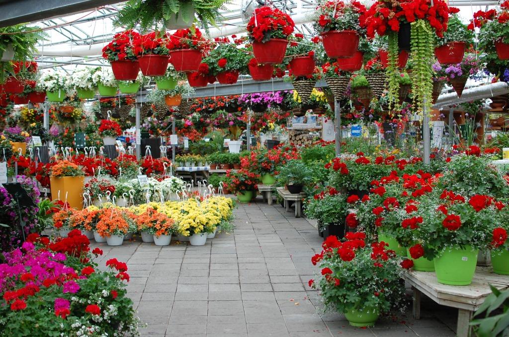 Jardinerie Fortier