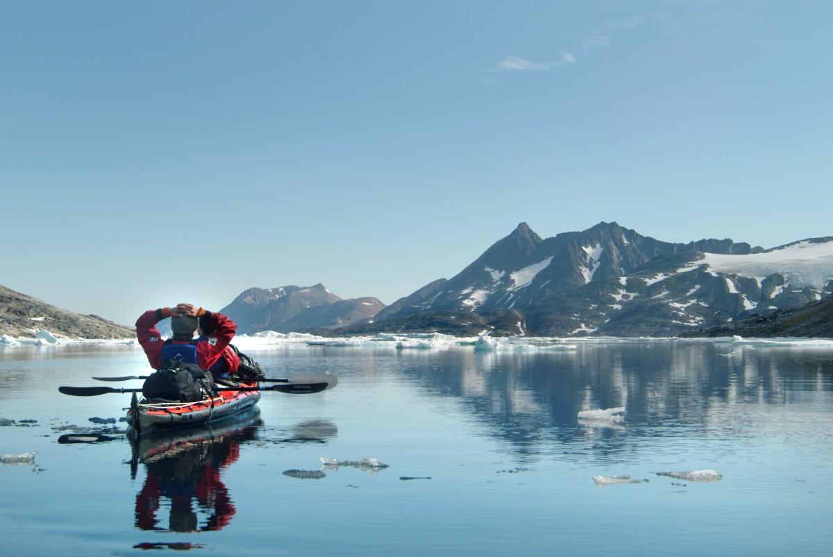Gilles Bergerons de Laurierville participe à Opération Groenland