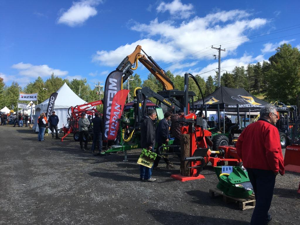 Journée forestière et acéricole du Centre-du-Québec