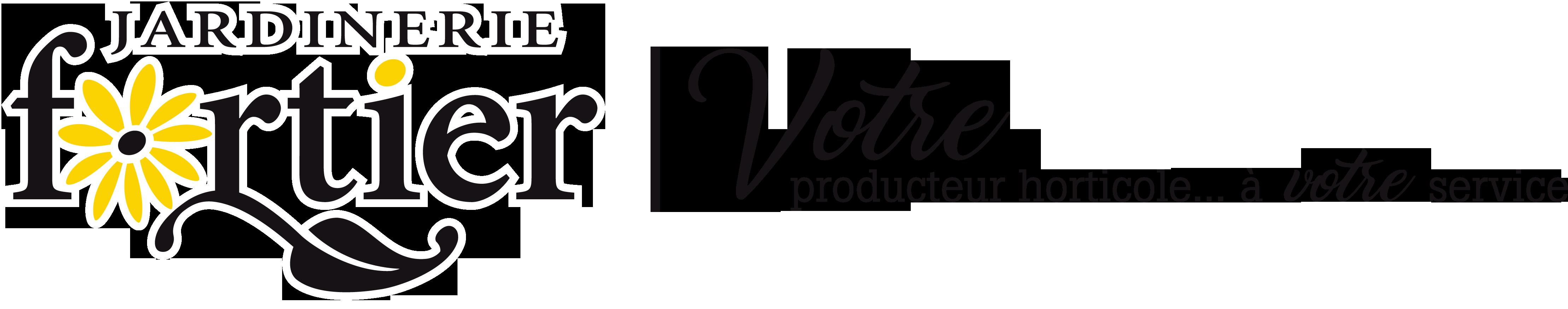 Logo Jardinerie Fortier