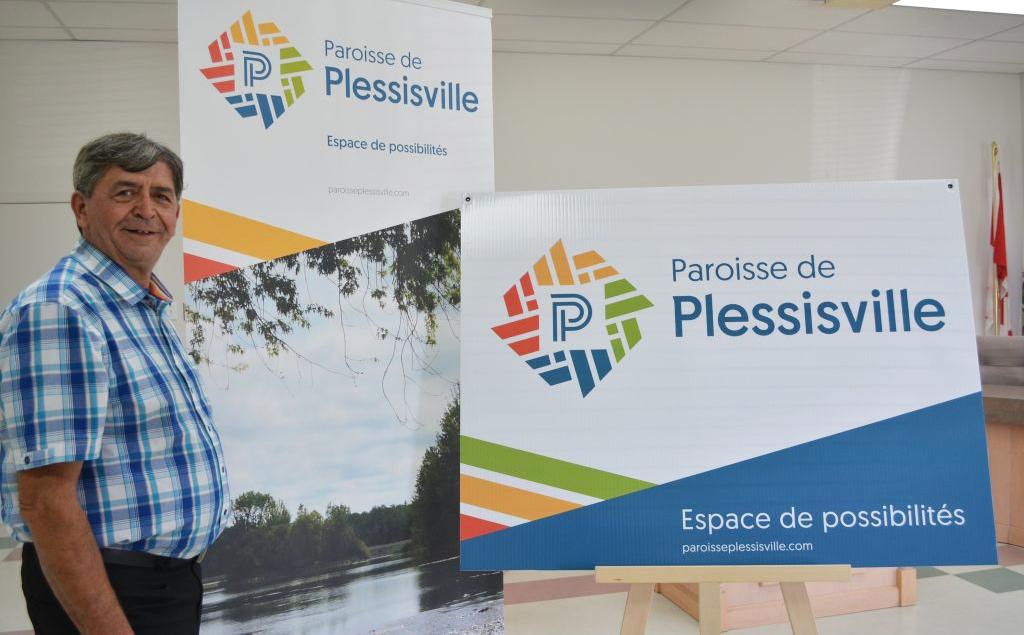 Paroisse de Plessisville arbore une nouvelle identité