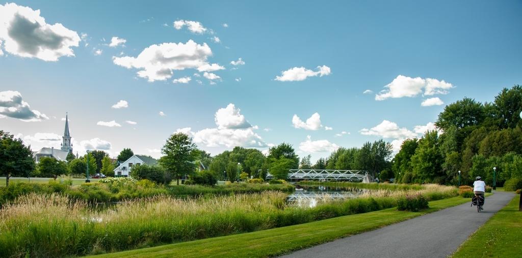Parc rivière Bourbon