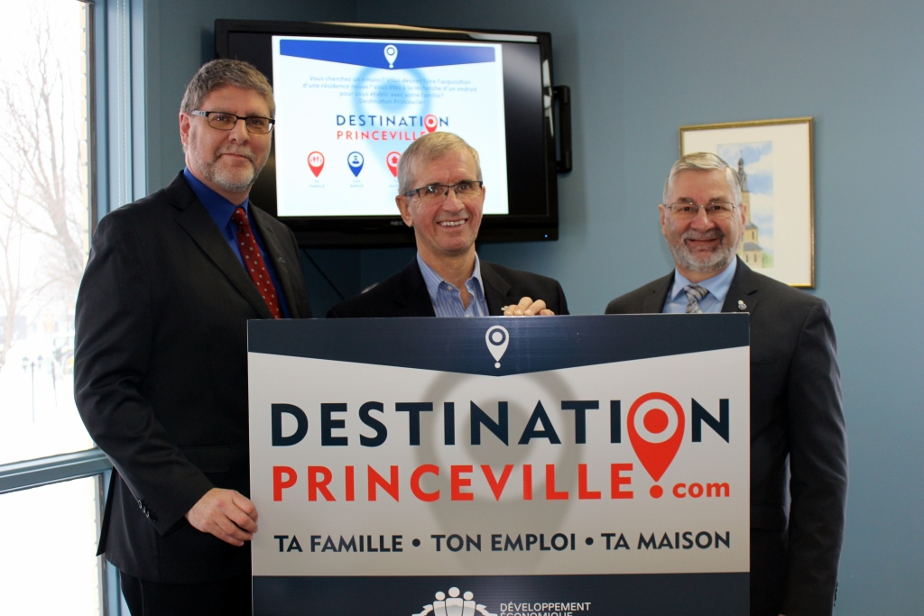 Rallye de l'emploi, Princeville