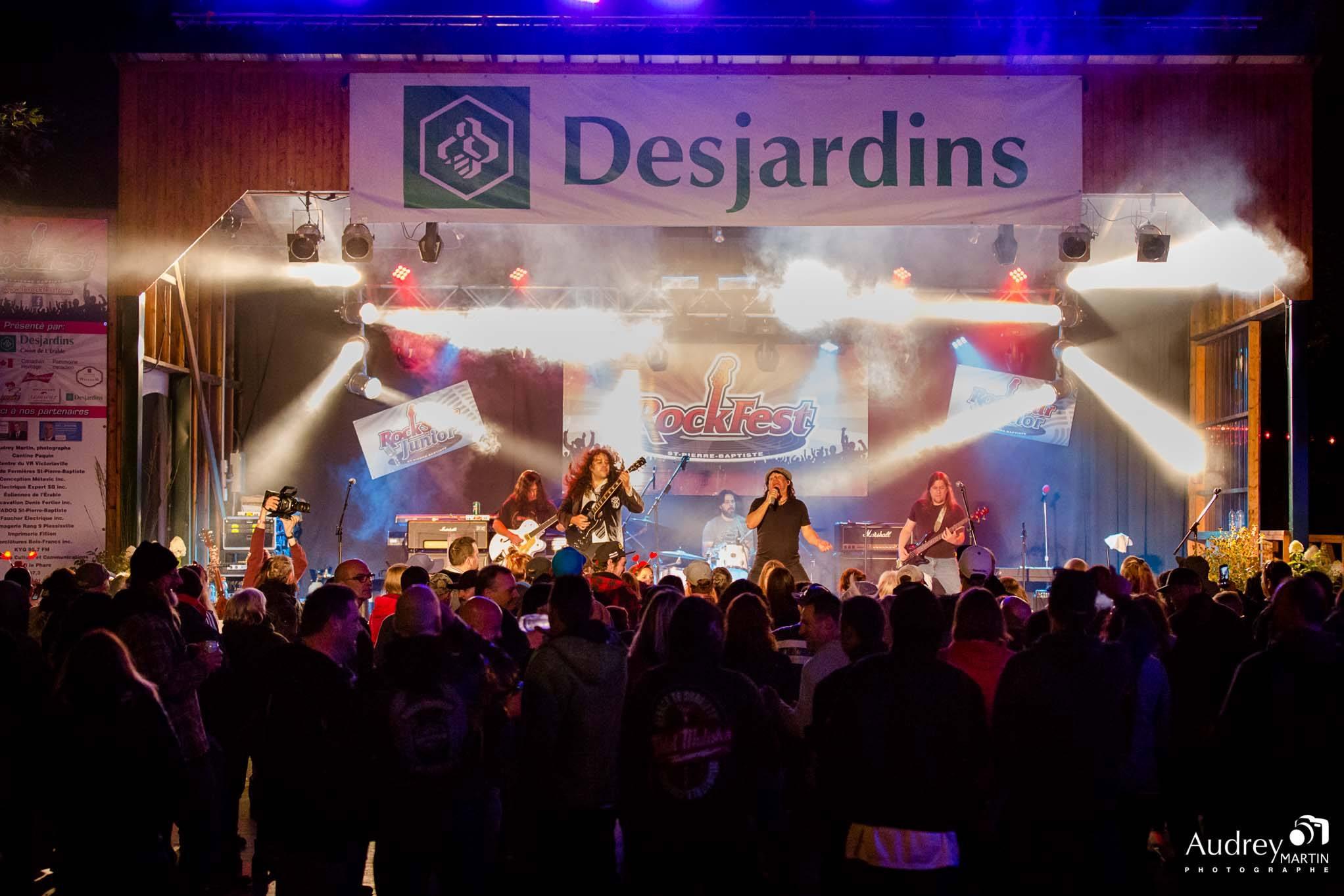 Rockfest de Saint-Pierre-Baptiste