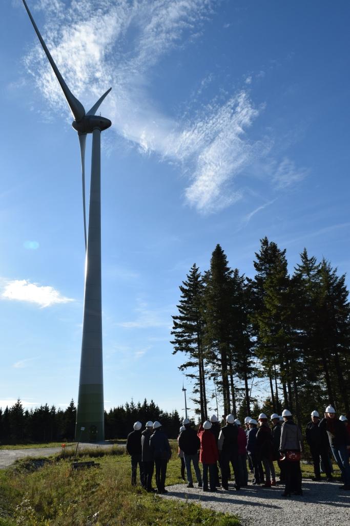Parc éolien de L'Érable