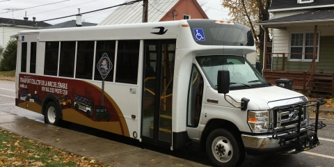 Transport adapté de la MRC de L'Érable