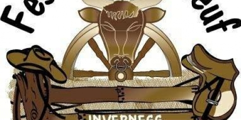 Logo du Festival du boeuf