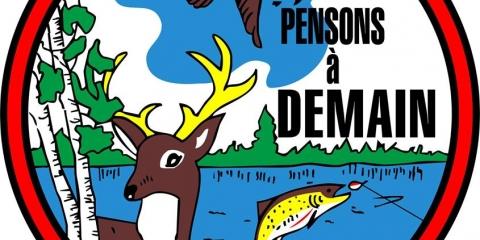 Logo Association chasse et pêche de Plessisville