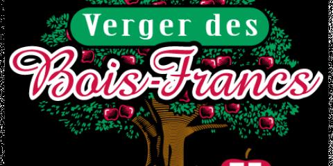 Logo verger des bois blancs