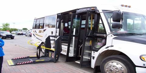 La Cadence, service de transport adapté